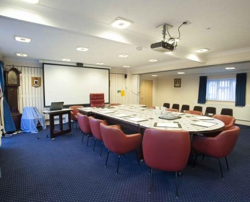 Council Chamber callington Town Hall