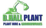 DHall Plant Logo