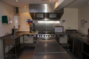 Callington Town Council Kitchen facility