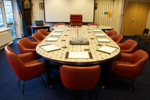 Callington Council Meeting Room & Desk