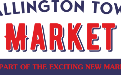 It's back!  August Town Market